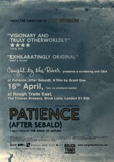 aftersebald394x560 Grant Gee   Patience (After Sebald) (2012)