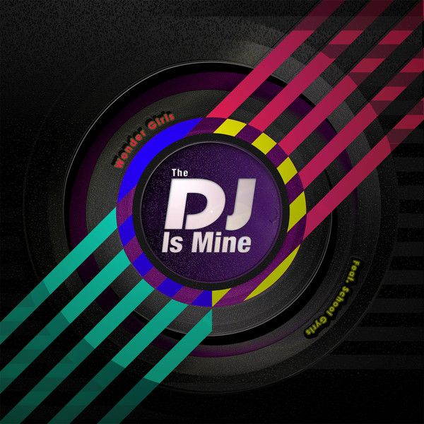 [Single] Wonder Girls - The DJ Is Mine
